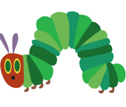 the very hungry caterpillar # 70