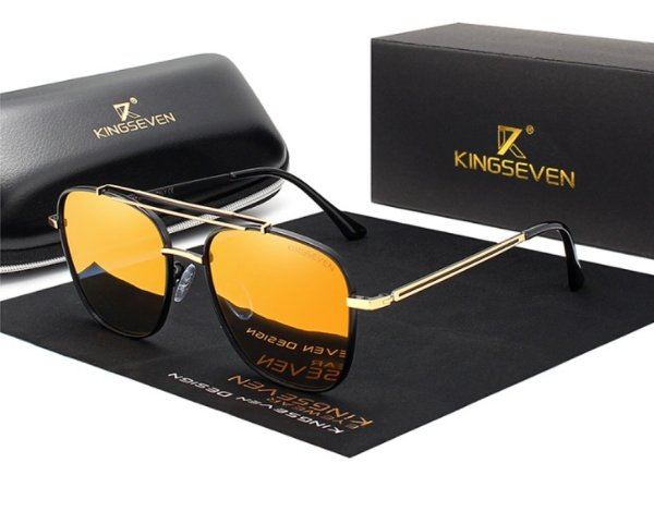 Kingseven Gold Fly