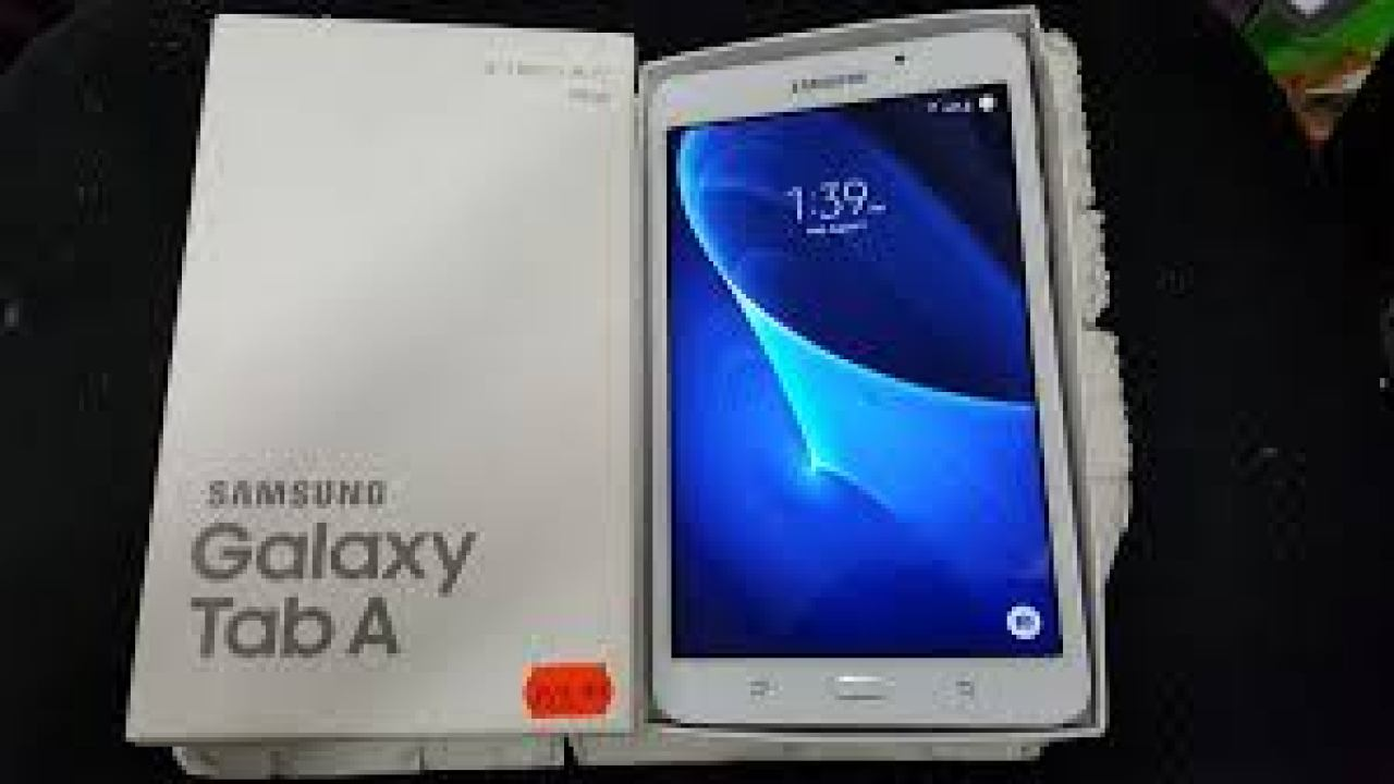 Samsung Galaxy Tab A SM-T280 ENG Boot File For Remove FRP
