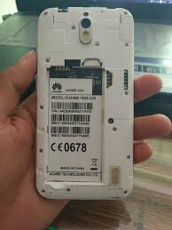 Huawei Firmware Flash Tool