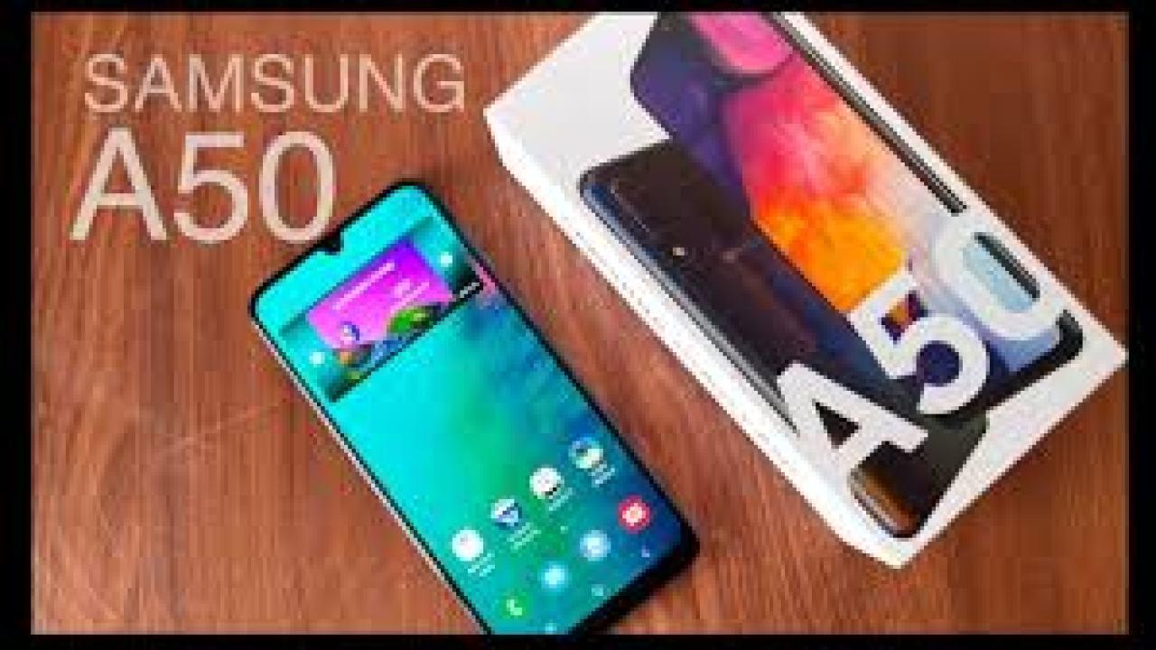 Samsung A50 SM-A505F 4 File Repair Firmware Update Rom