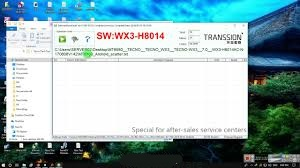 Tecno Flash Tools Free Download