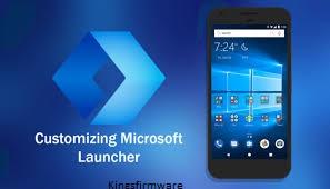 Microsoft Launcher APK Download