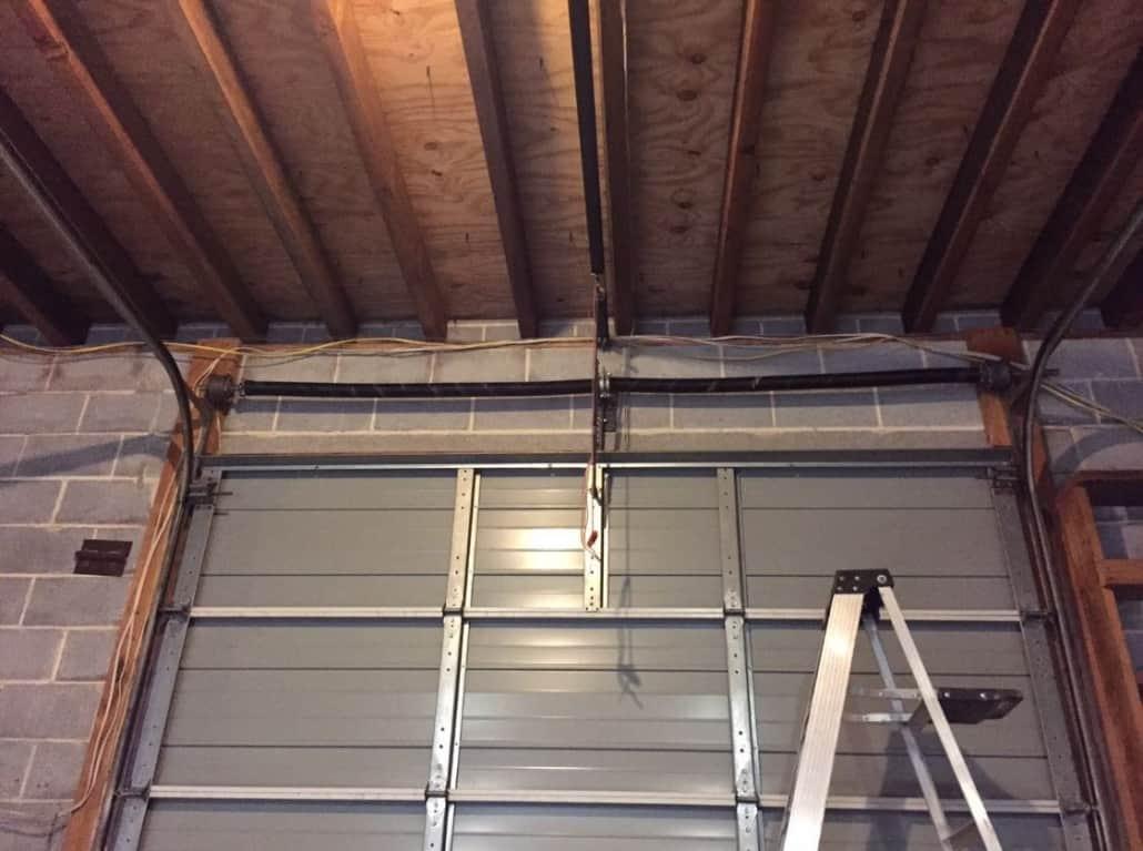 Broken Spring Repair - Kings Garage Doors on New Garage Door Springs  id=46952
