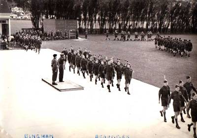 Cadet-March-Past