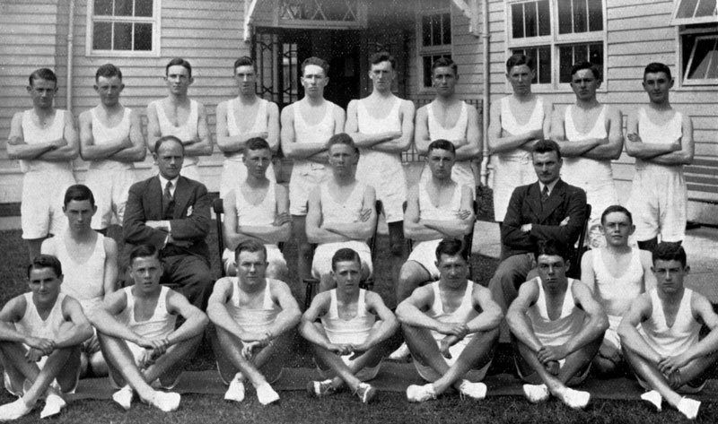 1938---Athletics