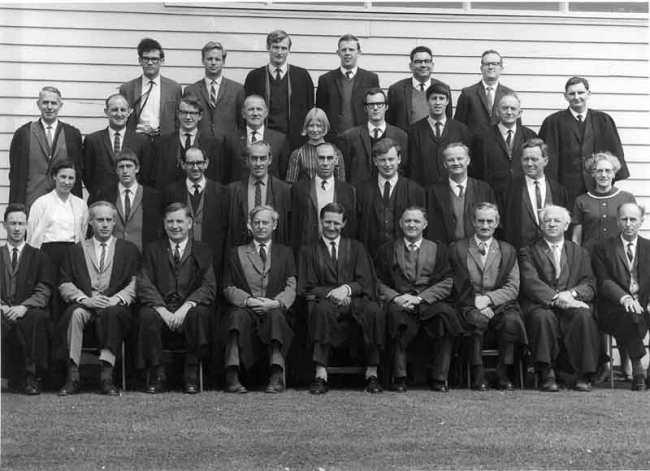 Staff---1968