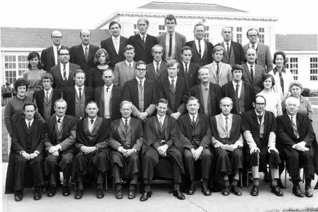 Staff---1970