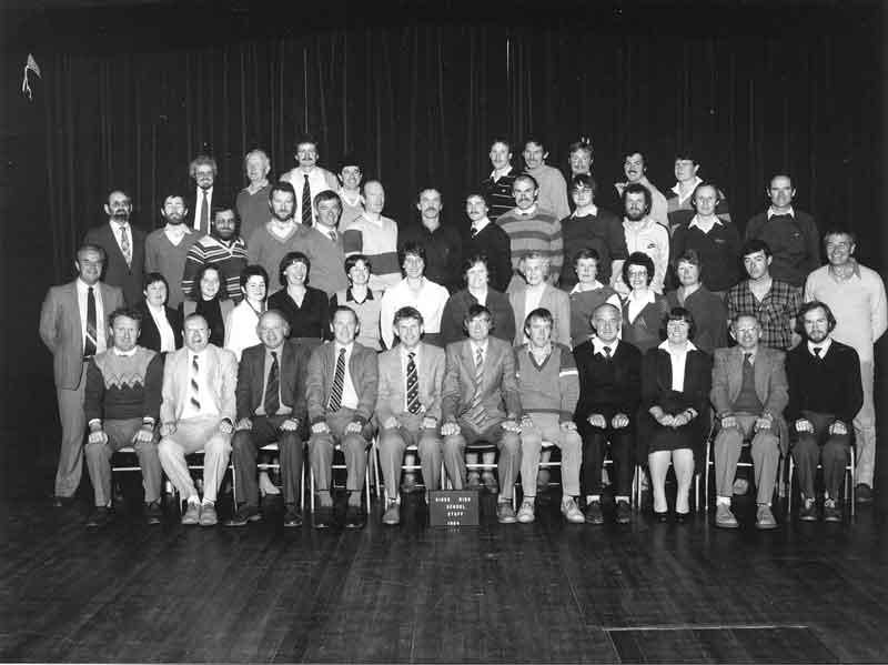 Staff---1984