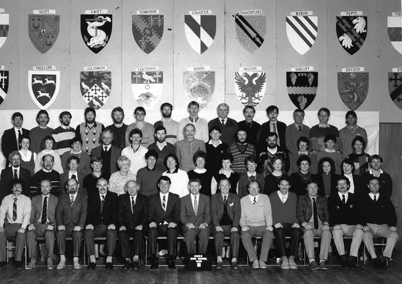 Staff---1988