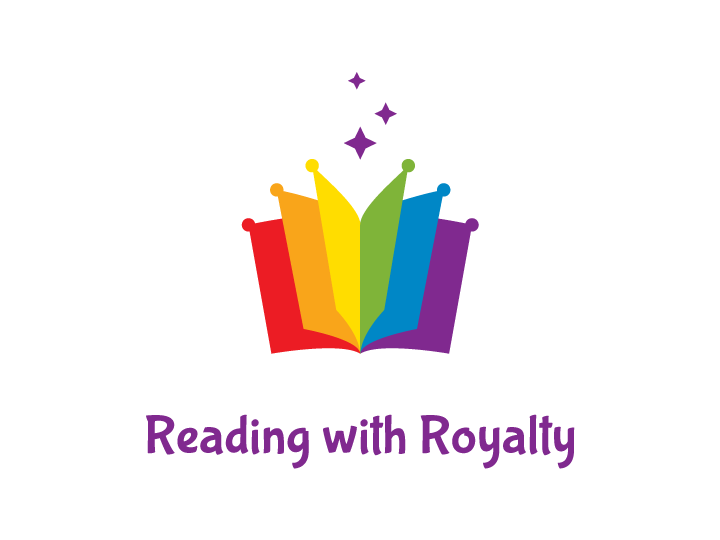 Reading with Royalty Brandmark
