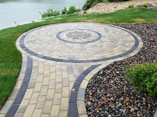 Willow Creek Paving stone