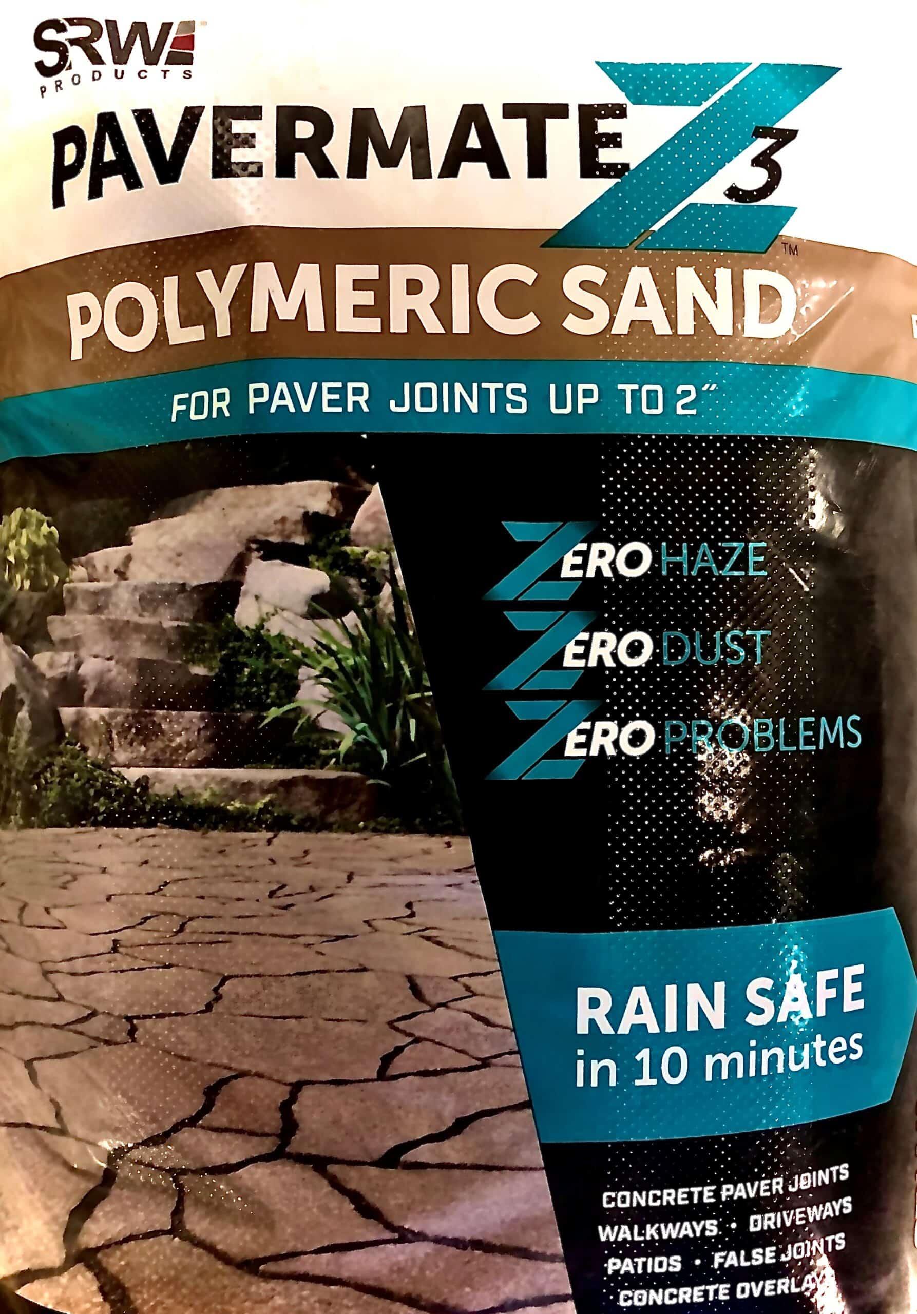 SRW Polymeric Sand - Pavermate