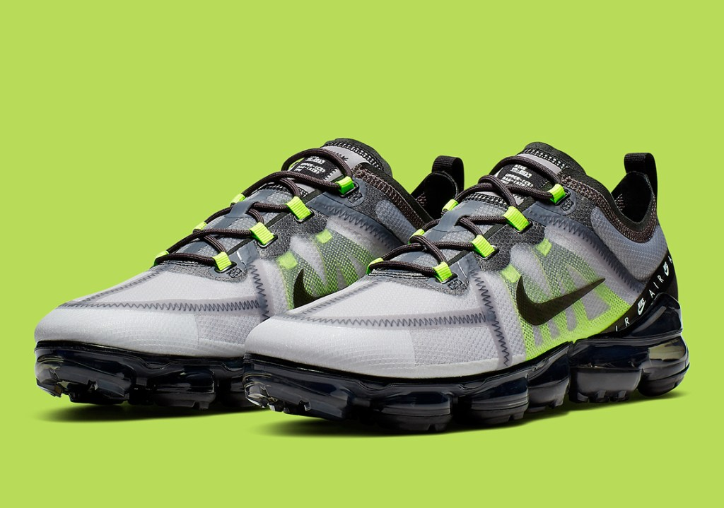 buy popular 56d00 2fed5 Nike Vapormax 2019 Channels The Air Max 95 With
