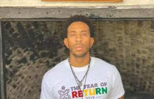 Year Of Return: American Rapper Ludacris Visits Ghana