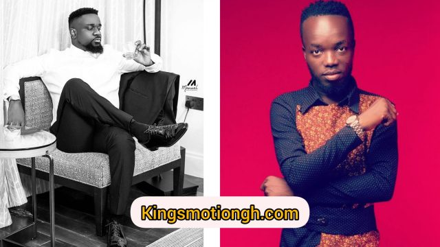 Sarkodie and Akwaboah News - Michael Owusu Addo in an interview with Andy Dosty on hitz Fm talks about Sarkcess Music, Rapperholic and a lot more.