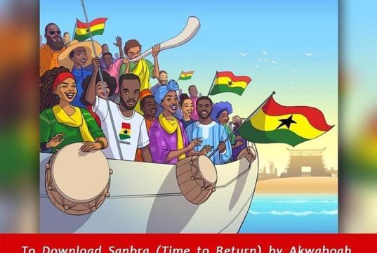 Akwaboah Sanbra music video. Download Akwaboah songs 2020. Top 10 music videos in Ghana. Kingsmotion