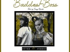 Mzvee – Baddest Boss ft. Mugeez. Download latest Ghana songs 2020.