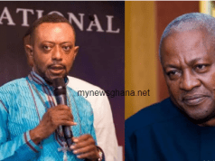 Mahama's running mate will die after election 2020 – Owusu Bempah (Watch Video)