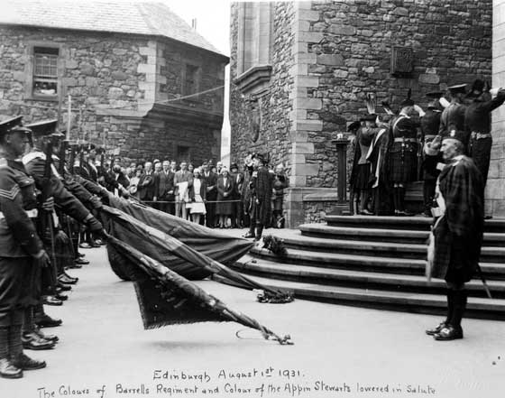 Image result for 1st of August 1931. edinburgh