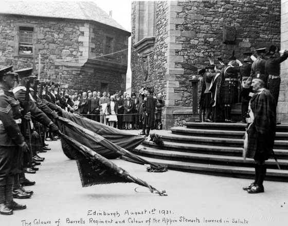 Image result for 1st of August 1931. edinburgh