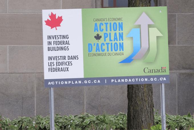 Economic Action Plan, Kingston, Ontario