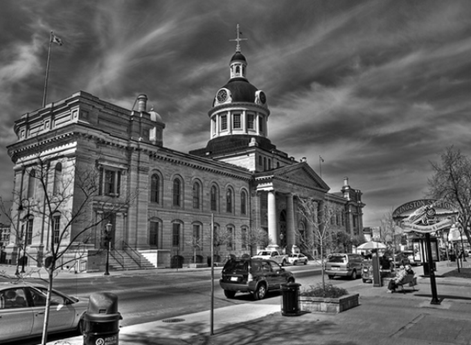 Kingston City Hall, Kingston, Ontario