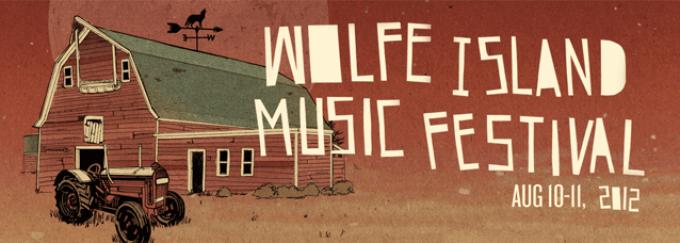 Wolfe Island Music Festival, Kingston, Ontario