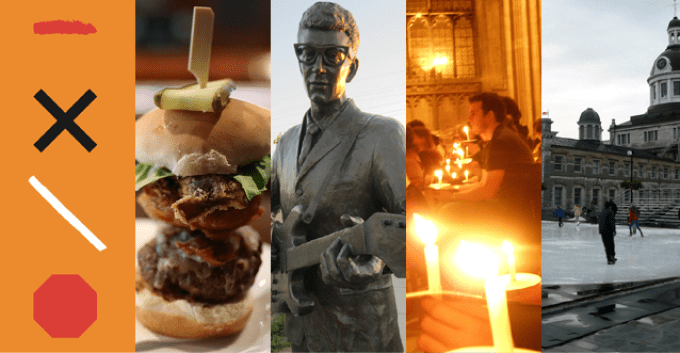 Top Five Things to See and Do, downtown Kingston, Ontario
