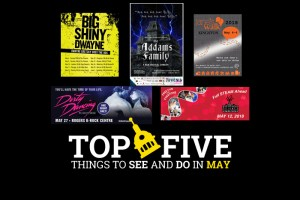 Top Five Things To Do In May