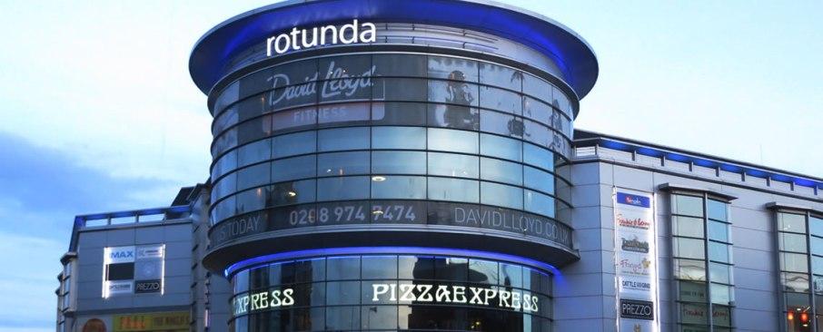 Rotunda in Kingston