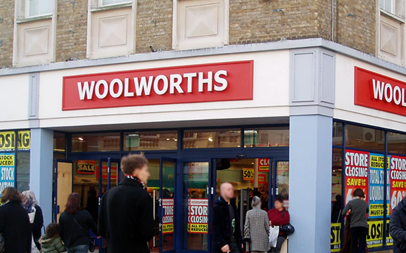 Woolworths Kngston upon Thames