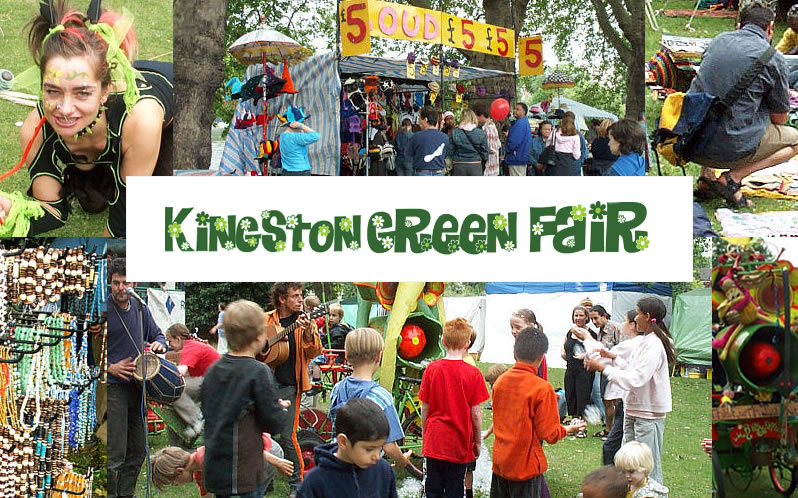 Kingston Green Fair in Kingston upon Thames