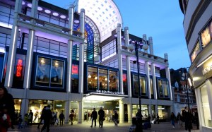The Bentall Centre in Kingston upon Thames