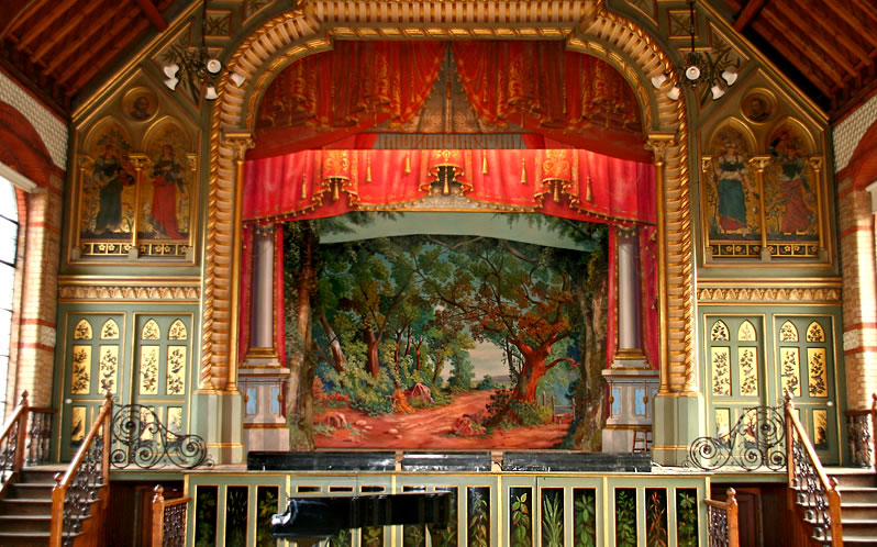 Normansfield theatre in Teddington