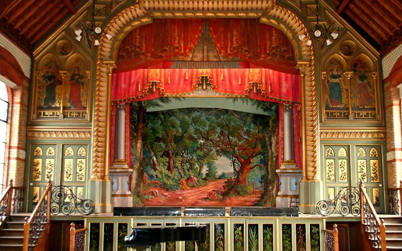 Normansfield theatre in Teddington