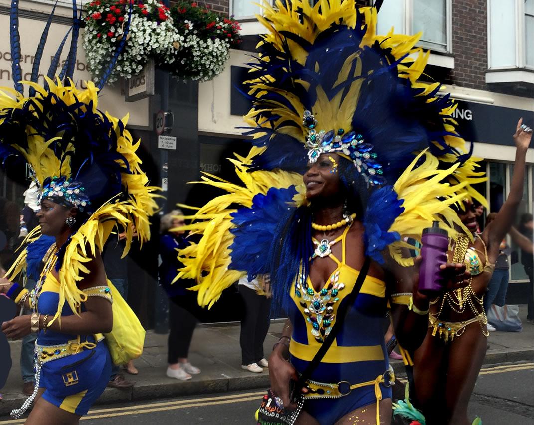 Kingston's Carnival in September
