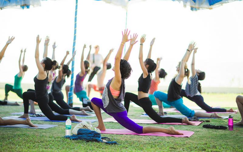 Kingston Yoga Festival