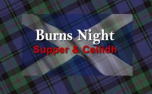 Burns Night Surbiton