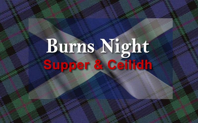 Burns Night Surbiton