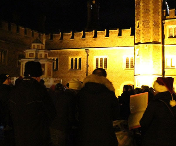 Hampton Court Carols