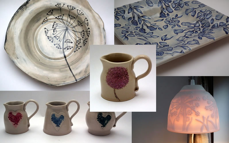 Cressida Borrett ceramics Kingston upon Thames