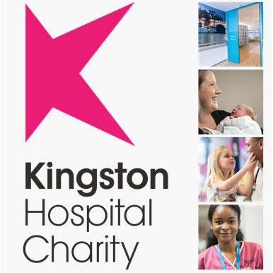 Kiingston Hospital Charity Glow in the Park