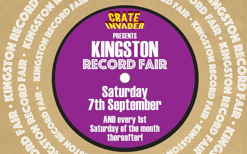 Kingston Record Fair