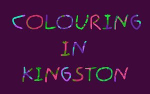 Colouring in Kingston
