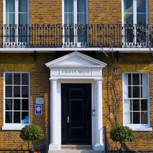 Craven House, Hampton Court