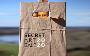 Environment Trust's Annual Secret Art Sale 26th - 30th September 2020