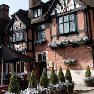 The White Hart Hotel & Pub