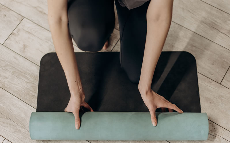 Pilates at home Kingston