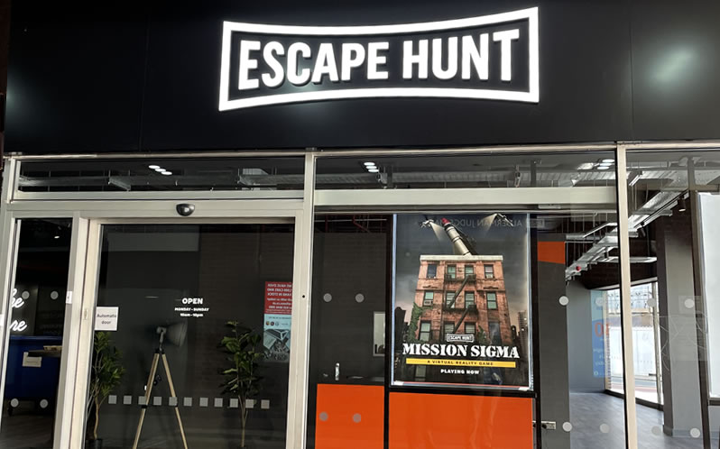Escape Hunt Rooms In Kingston On Thames